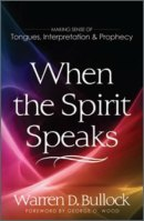 when Spirit Speaks Bullock