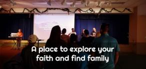 Sunday Worship 11.10.2019 (explore faith find family)